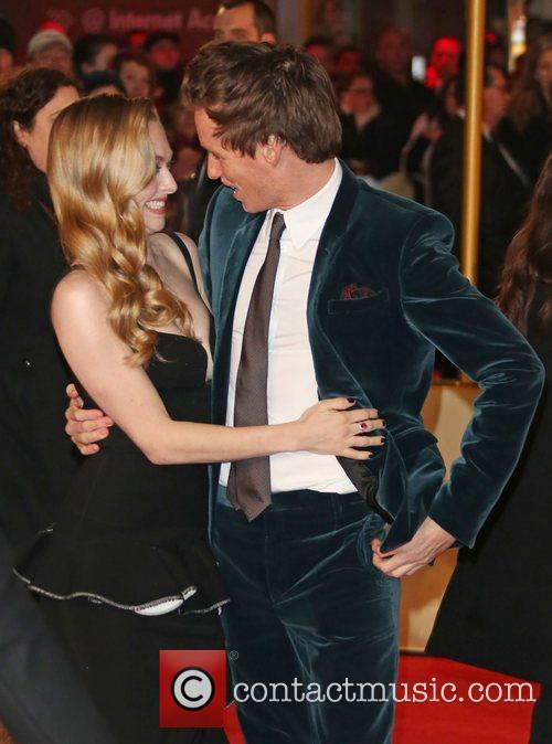 Seyfried Redmayne complete Les Mis love triangle