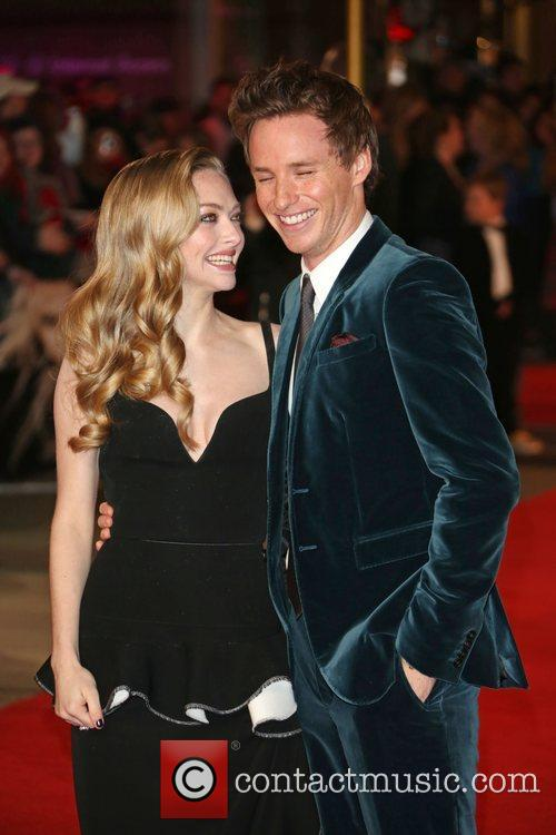 Amanda Seyfried, Eddie Redmayne and Empire Leicester Square 8