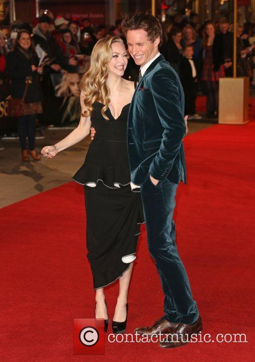 Amanda Seyfried, Eddie Redmayne and Empire Leicester Square 7