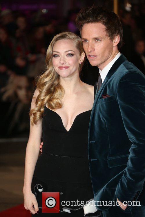 Amanda Seyfried, Eddie Redmayne and Empire Leicester Square 6