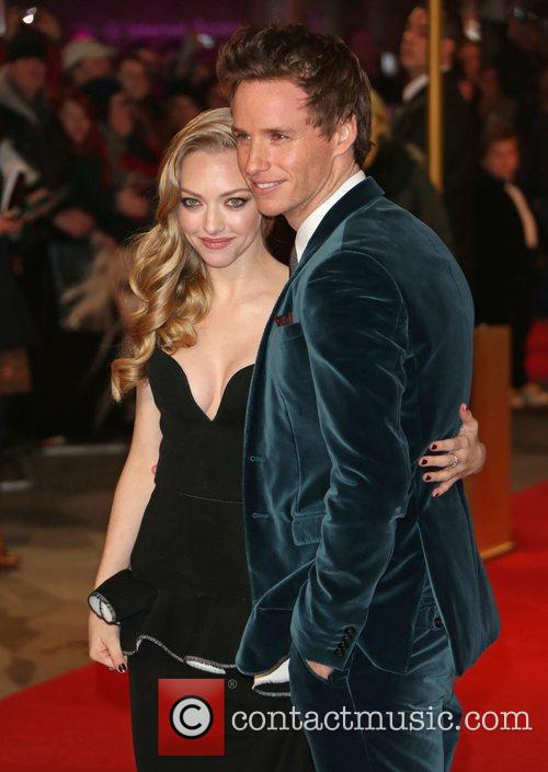 Amanda Seyfried, Eddie Redmayne and Empire Leicester Square 3