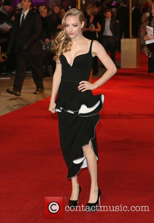 Amanda Seyfried and Empire Leicester Square 2