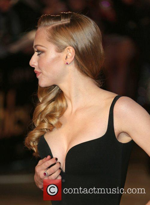 Amanda Seyfried and Empire Leicester Square 8