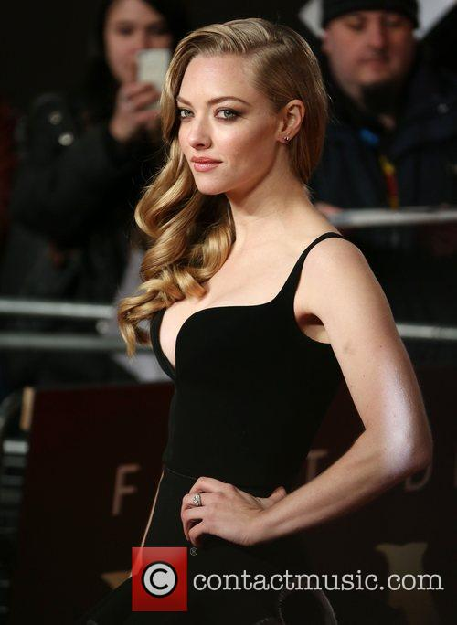 Amanda Seyfried and Empire Leicester Square 1