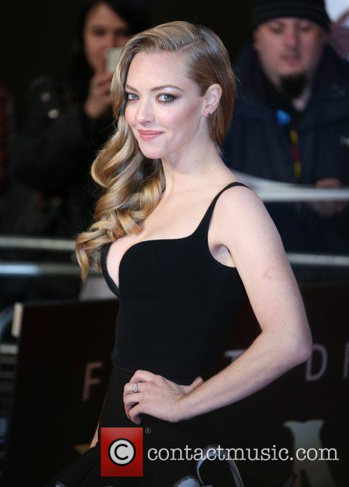 Amanda Seyfried and Empire Leicester Square 10