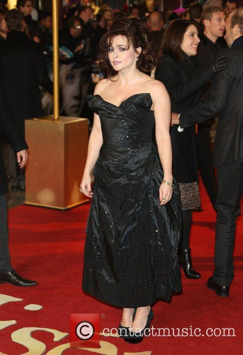 Helena Bonham Carter and Empire Leicester Square 9