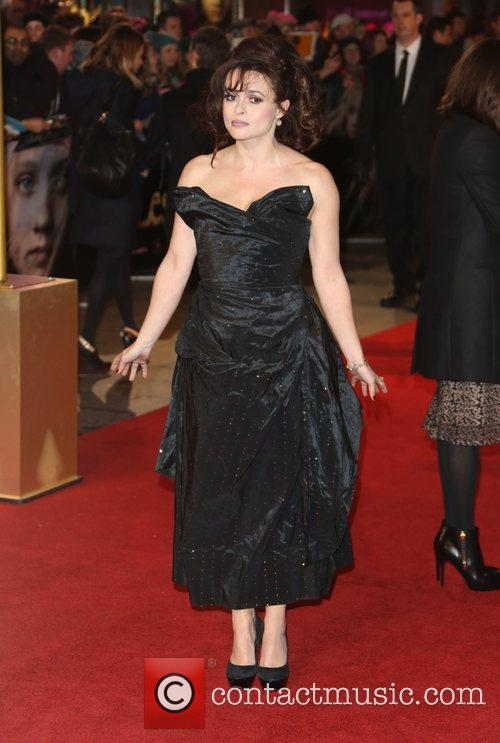 Helena Bonham Carter and Empire Leicester Square 7
