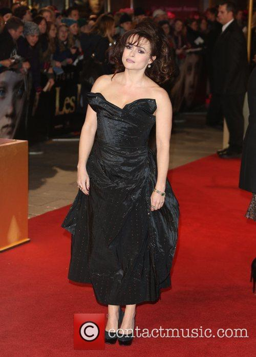 Helena Bonham Carter and Empire Leicester Square 8