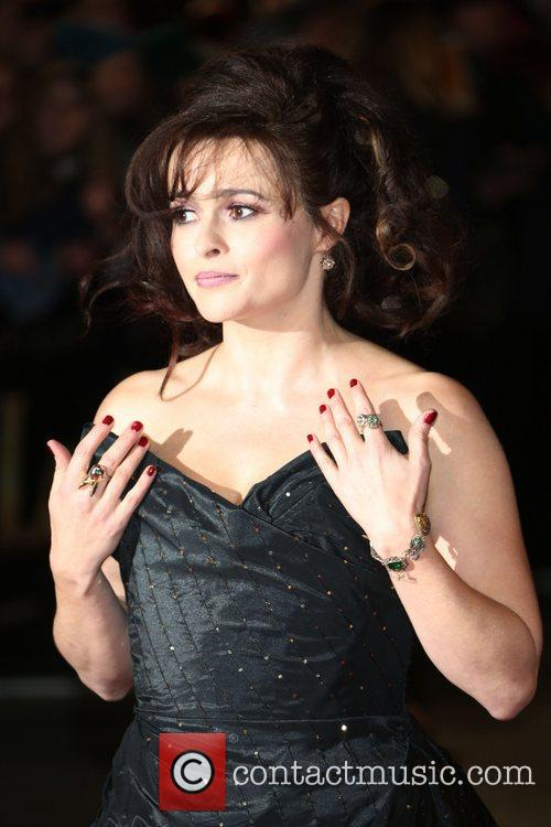 Helena Bonham Carter and Empire Leicester Square 6
