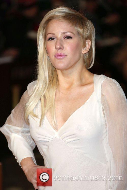 Ellie Goulding World Premiere of 'Les Miserables' held...