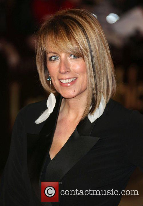 Fay Ripley and Empire Leicester Square 1