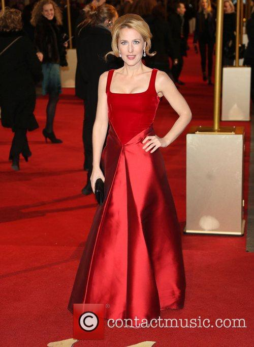Gillian Anderson and Empire Leicester Square 6