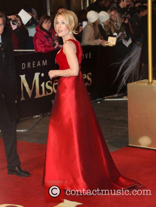 Gillian Anderson and Empire Leicester Square 9