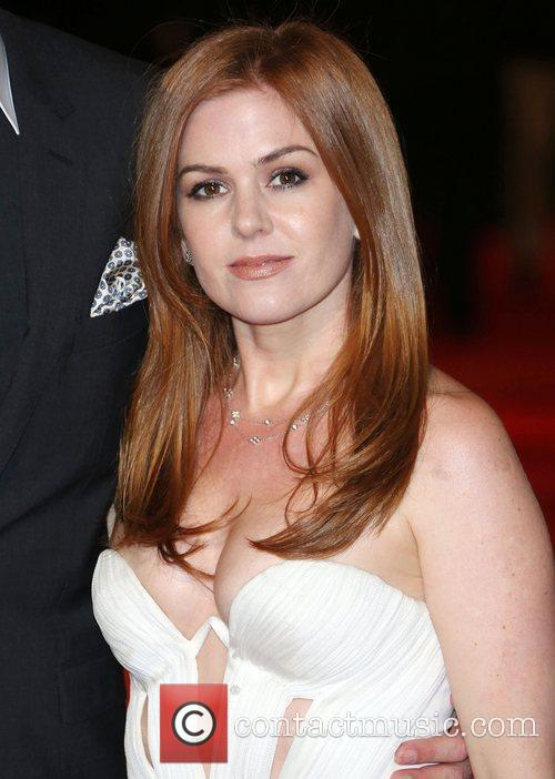 Isla Fisher and Empire Leicester Square 7
