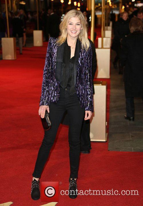 Rosamund Pike and Empire Leicester Square 6