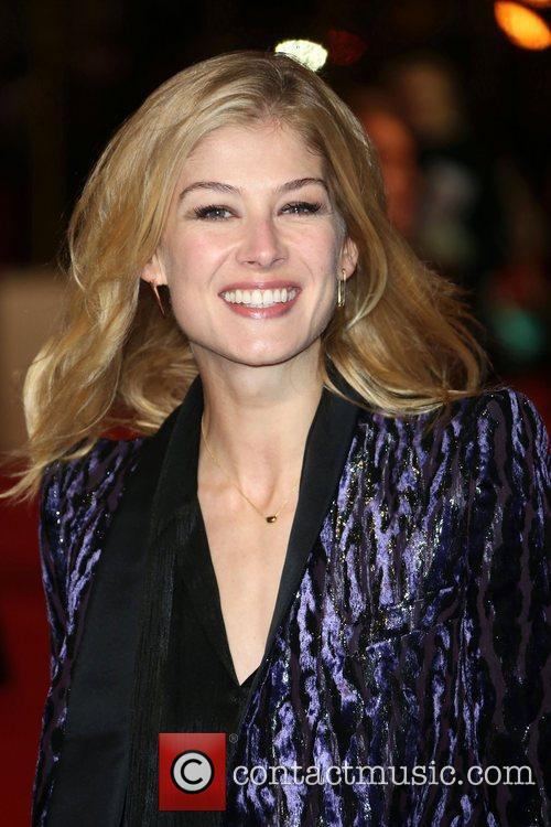 Rosamund Pike and Empire Leicester Square 4