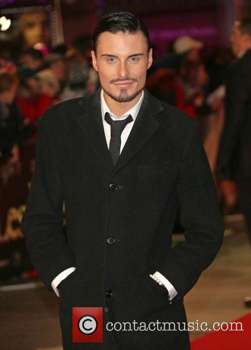 Rylan Clark World Premiere of 'Les Miserables' held...