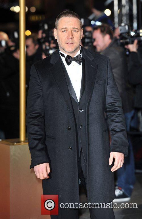 Russell Crowe and Empire Leicester Square 5