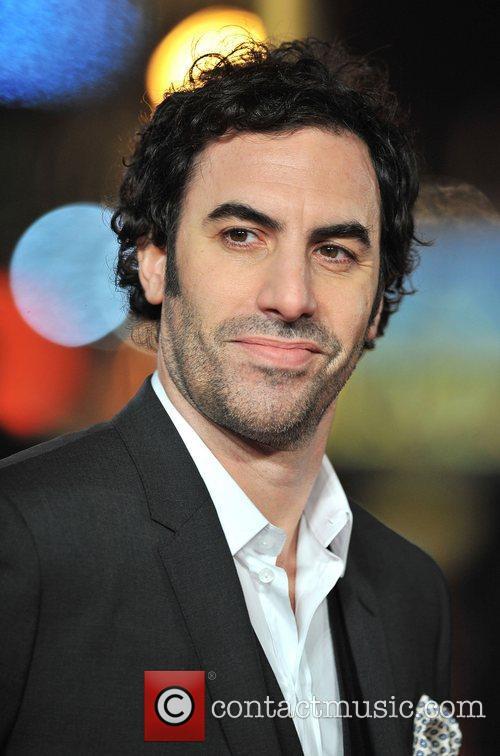 Sacha Baron Cohen, Les Miserables Premiere