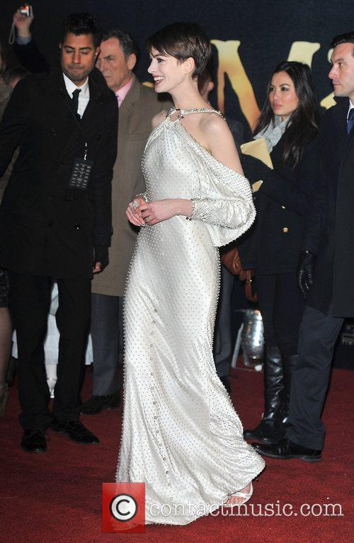 Anne Hathaway and Empire Leicester Square 36