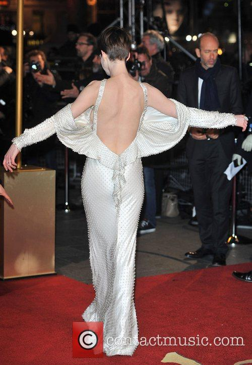 Anne Hathaway and Empire Leicester Square 46
