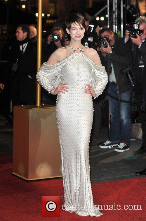 Anne Hathaway and Empire Leicester Square 45