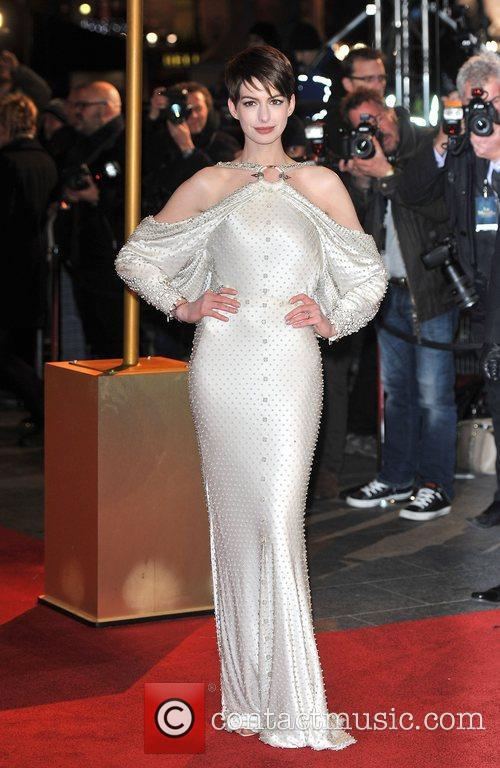 Anne Hathaway and Empire Leicester Square 31