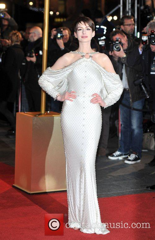Anne Hathaway and Empire Leicester Square 39