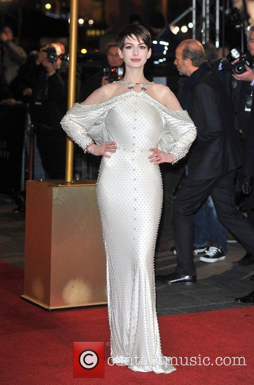 Anne Hathaway and Empire Leicester Square 41