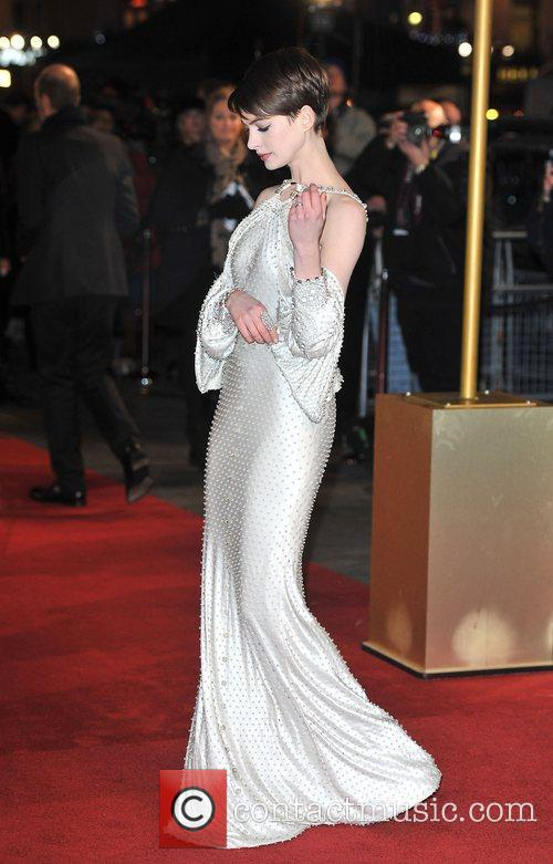 Anne Hathaway and Empire Leicester Square 49