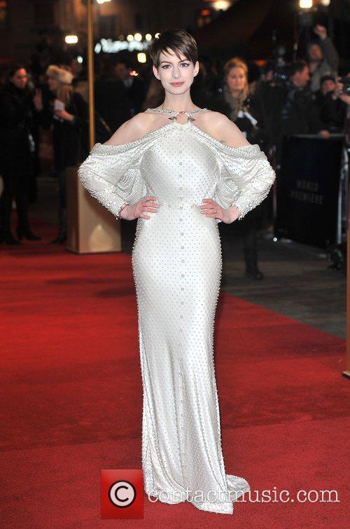 Anne Hathaway and Empire Leicester Square 44