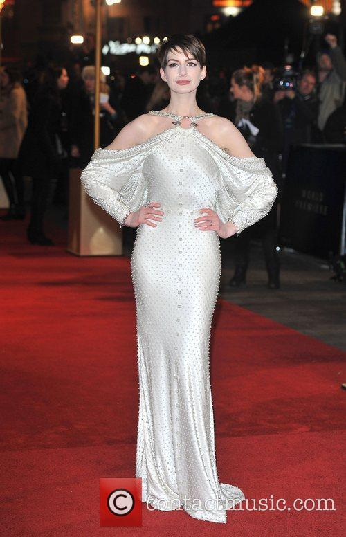 Anne Hathaway and Empire Leicester Square 48