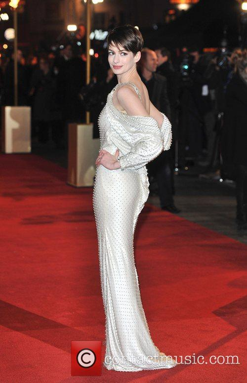 Anne Hathaway and Empire Leicester Square 35