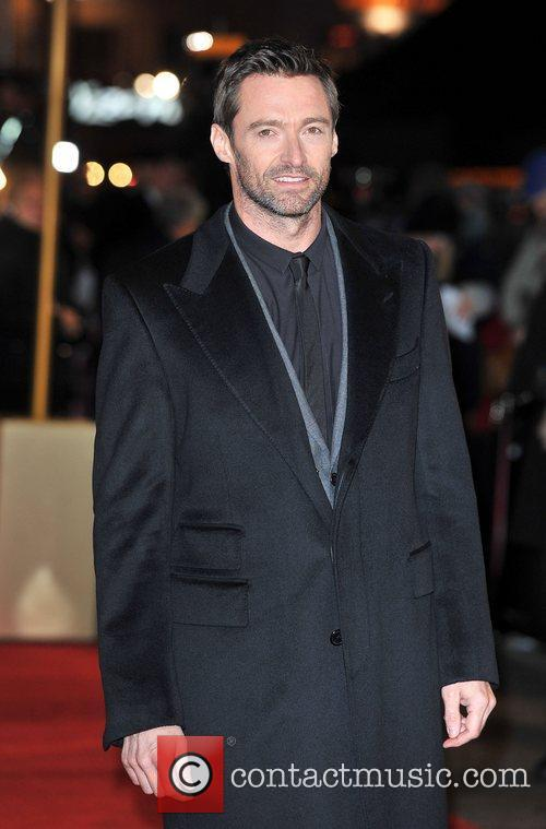Hugh Jackman and Empire Leicester Square 8