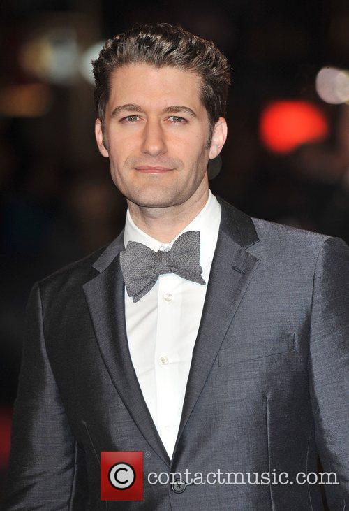 Matthew Morrison and Empire Leicester Square 4