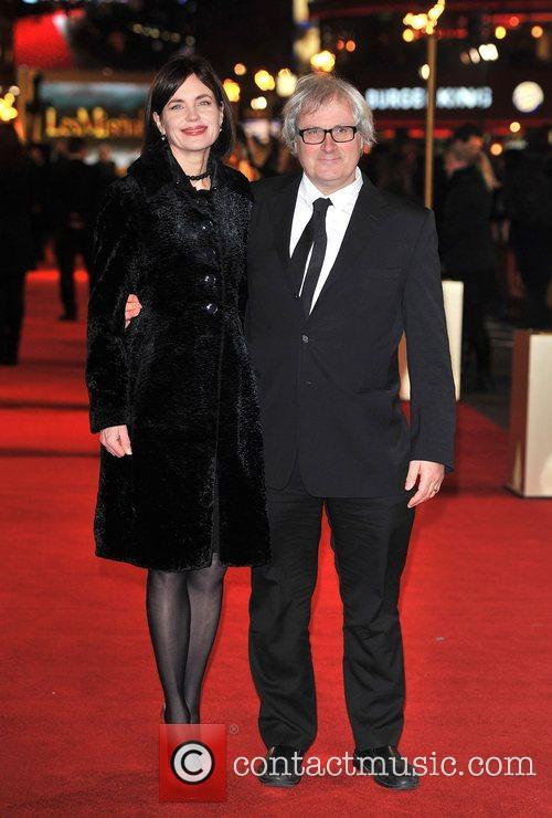 Elizabeth Mcgovern, Simon Curtis and Empire Leicester Square 4