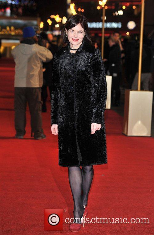 Elizabeth Mcgovern and Empire Leicester Square 3
