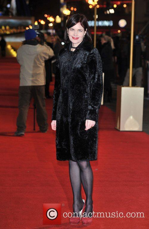 Elizabeth Mcgovern and Empire Leicester Square 2