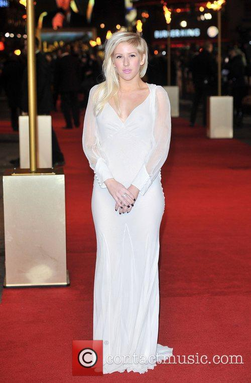 Ellie Goulding and Empire Leicester Square 18