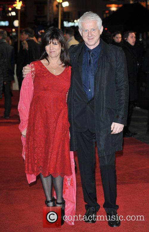 Emma Freud, Richard Curtis and Empire Leicester Square 2
