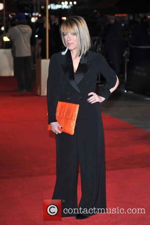 Fay Ripley and Empire Leicester Square 4