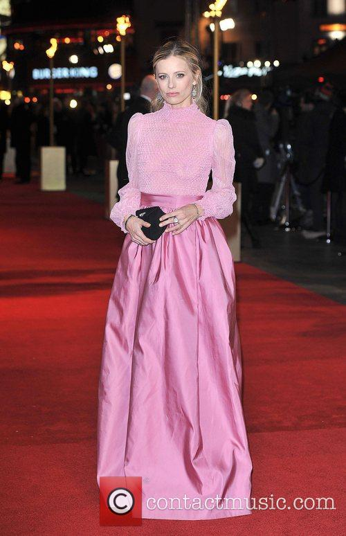 Laura Bailey Les Miserables World Premiere held at...