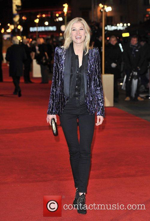 Rosamund Pike and Empire Leicester Square 8