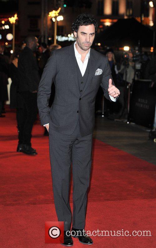 Sacha Baron Cohen and Empire Leicester Square 7