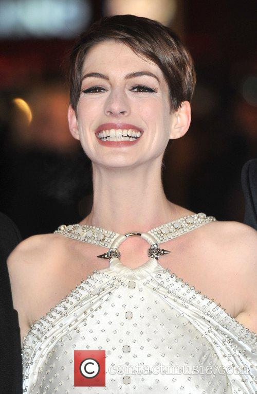 Anne Hathaway and Empire Leicester Square 52