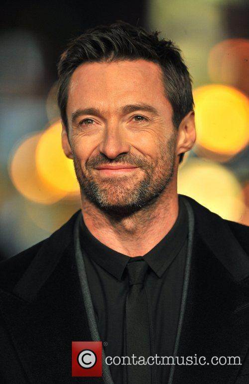 Hugh Jackman and Empire Leicester Square 2