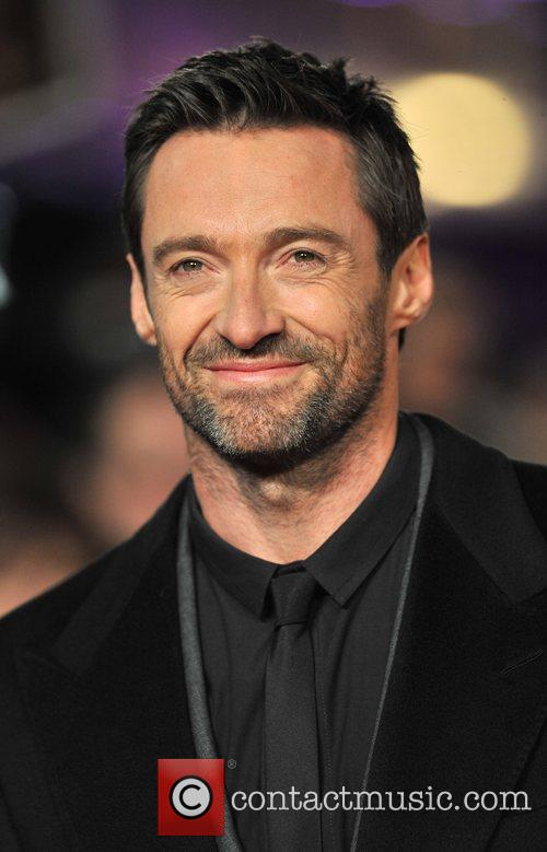 Hugh Jackman and Empire Leicester Square 4