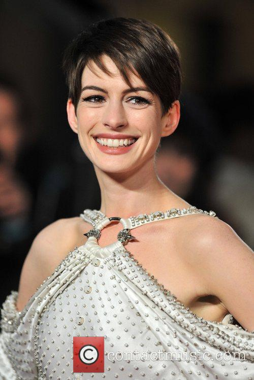 Anne Hathaway and Empire Leicester Square 12