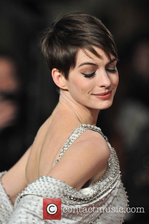 Anne Hathaway and Empire Leicester Square 15