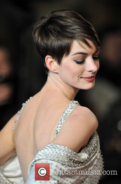 Anne Hathaway and Empire Leicester Square 14